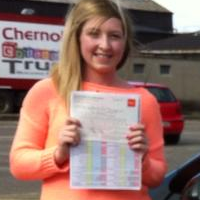 Passed Pupils Anita Foster