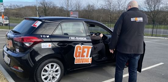 Manual Driving Lessons Dunboyne Beginners