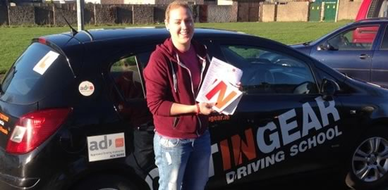 Manual Driving Lessons Pass
