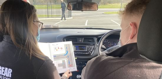 Manual Driving Lessons Dunboyne Refresher